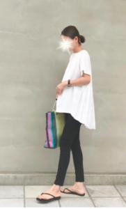 ファッション ブログ アラフォー
