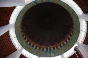 モスク 内側