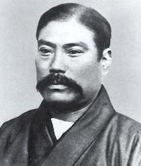 岩崎弥太郎の写真